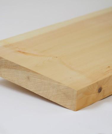 Zirbenholz gehobelt