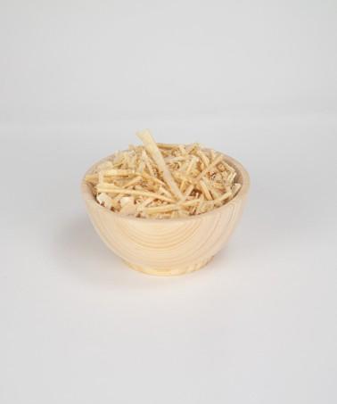 Zirbenholzschale klein - Schale aus Zirbenholz gedrechselt