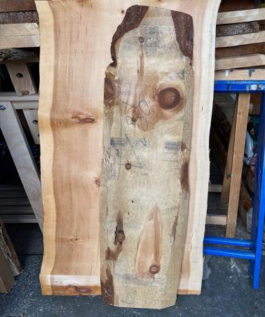 Zirbenholzbrett Einzelstück